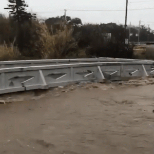 【危険】千葉県南房総河川が氾濫寸前