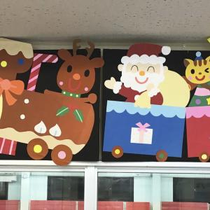 12月の掲示板 クリスマス楽しみ~♪