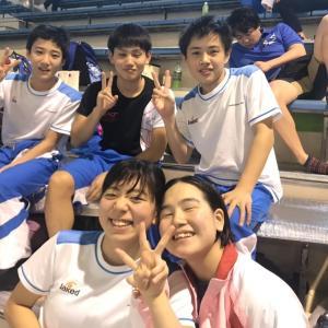 【結果】第42回全国JOCジュニアオリンピックカップ 春季水泳競技・福岡予選 2日目