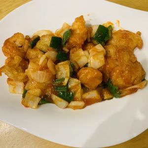 【レシピ】えびの唐辛子炒め やっぱり美味しい~♪