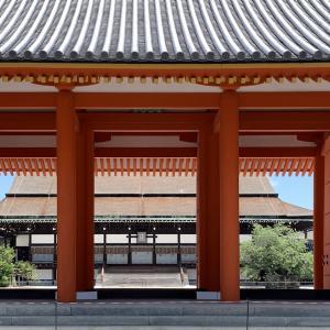 【京都】久しぶりの京都観光は、まず京都御所へ!(御所・前編)