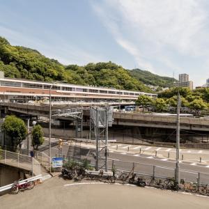 新神戸駅前 再整備のニュースを読んで、今後に期待♪