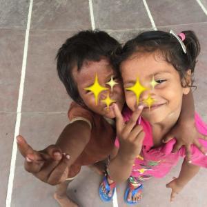 インドの純粋すぎる子供の笑顔にマンマとやられた話