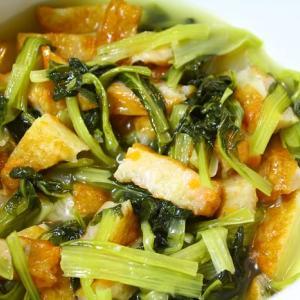 小松菜のくたくた煮