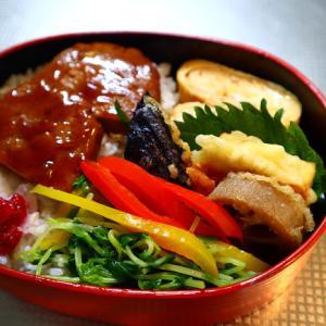 豆腐の天ぷら*おっと弁