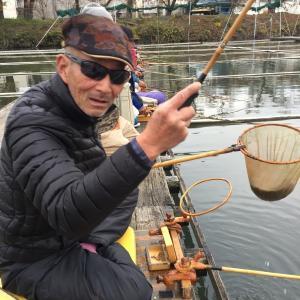 マジメなヘラブナ釣り入門 4