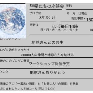 ブロガーバトン みんなの雑記🌟特別編