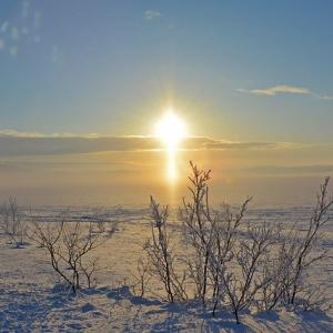 大寒 地球がもっと愛おしくなる