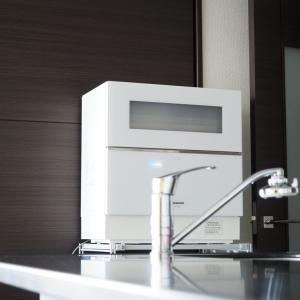 卓上型の食洗機への愛を語る。パナソニックNP-TZ100を使って1ヶ月。もう私はお皿を手洗いしたくない!