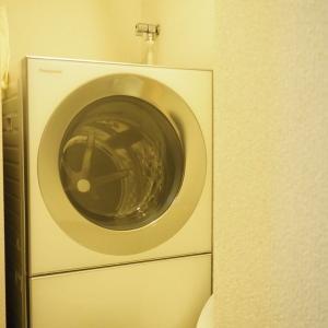 【時短になる洗濯機】Panasonic キューブル。8ヶ月使用後、再レビュー。