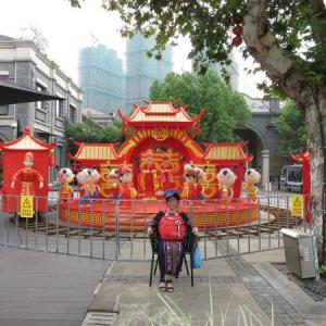 上海無錫蘇州の旅