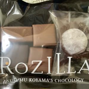 ROZILLAのチョコレート