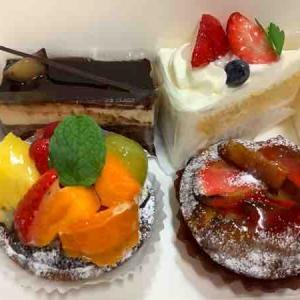 ボン・グゥ(Bon gout)のケーキ♪