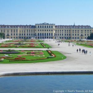 8都市目ウィーン!『シェーンブルン宮殿』は必見!