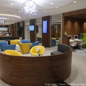 カサブランカ『ムハンマド5世国際空港』の免税店とラウンジ