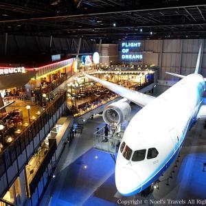 『フライト・オブ・ドリームズ』は飛行機好きの天国みたいな場所だった