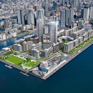 東京オリンピック・パラリンピックが延期になった今の選手村の姿