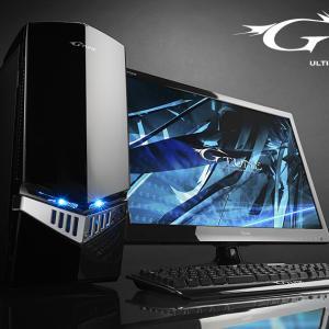マウスコンピュータのPC G-TuneでVR/AR/ゲーム開発