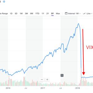 【宝くじ銘柄】米国VIベアETFはローリスク?誰でも儲かるって本当?