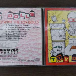 TOY DOLLS『WAKEY WAKEY WITH THE TOY DOLLS』