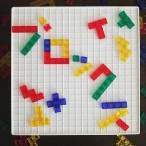 【おうちでボードゲーム】「ブロックス」2~4人で白熱の陣取り合戦!ルールや攻略法、勝利のコツを紹介