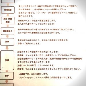 2019/1/20〜治療法はゼロックス療法に〜