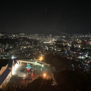 長崎出張編③世界三大夜景を望む「稲佐山温泉ふくの湯」