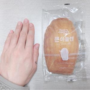 【韓国カフェ】有名実業家ペクジョンウォンが手がけるペクタバンのマドレーヌが人気!