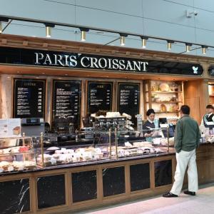 《仁川空港》 第1ターミナル4階 ご飯食べたらカフェ行くでしょ!? 韓国SPC
