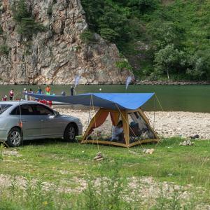 【キャンプギア】この夏買いたい韓国のキャンプ用品 クレイモア扇風機
