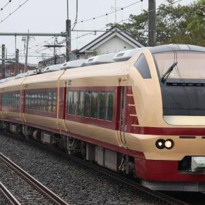 川越祭りの臨時列車と西武線の甲種輸送を撮影してきた。