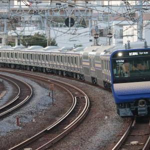 スカ色を纏いし電子レンジっぽい電車を撮影してきた。with小田急