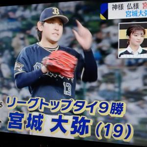 【ORIX】関西ダービー実現へ