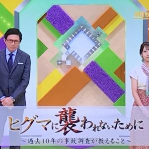 北海道道「ヒグマに襲われないために」