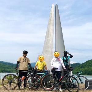 【TCSA】(概要版)八月の風サイクリング下見