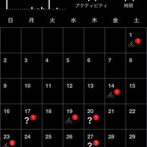 走行記録【2020年8月】