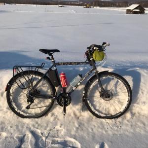 やっぱり冬になると、ファットバイクが欲しくなっちゃうんですよねぇ…(溜息)