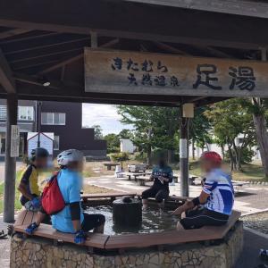【TCSA】八月の風サイクリング