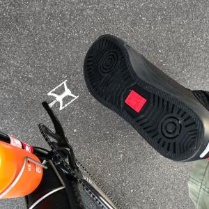 【CHROME】KURSK AW での初ポタリング with MKS Pedal CYGMA