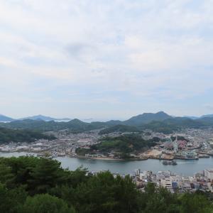橋をめぐる冒険(1日目 尾道~今治編)