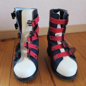 世界で一つだけの靴、3年ぶりに出来上がる!