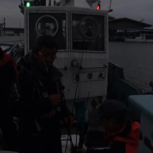 南知多 初のフグカットウ釣り!
