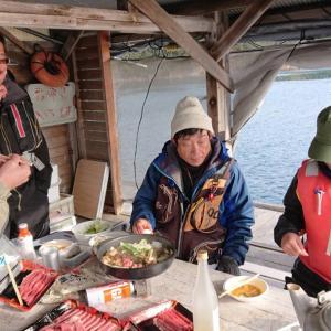 西浦渡船 筏釣り やっちまった❗️
