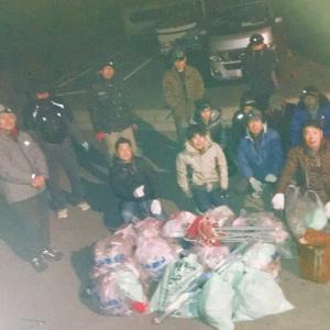 豊浜釣り桟橋ゴミ拾い活動 参加のお願い❗️