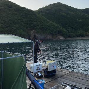 釣り旅1日目!