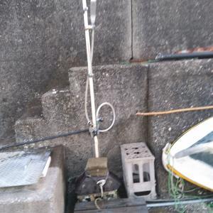 岸壁シャワーの温水化