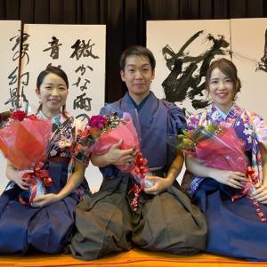 team墨縁書道パフォーマンスの報告 文化祭 / 書家 / パフォーマンス