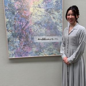 書家 野々村美芳展「ベイビーステップ」の報告 / 亀岡 / イベント / art / 書道
