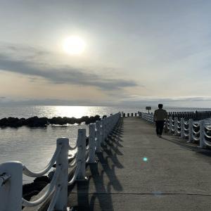彼女とぶらり新潟旅行!海がキレイでエモかった