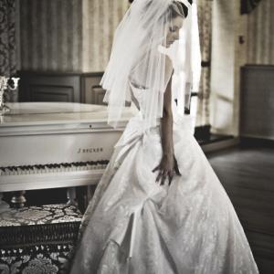 40代アラフォーだけどウェディングドレスを着ることにした!②